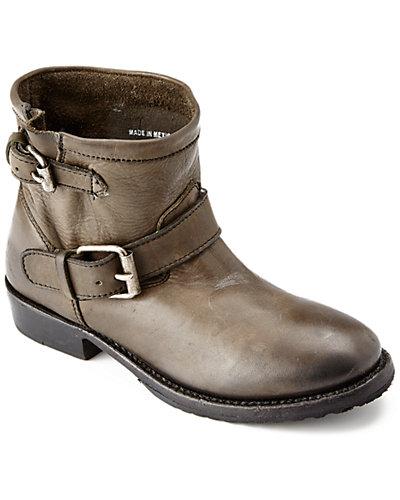 Ash Vegas Bis Leather Bootie