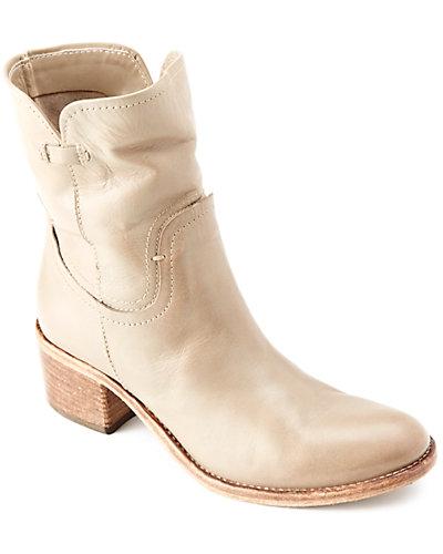 "Alberto Fermani ""Stephania"" Leather Ankle Boot"