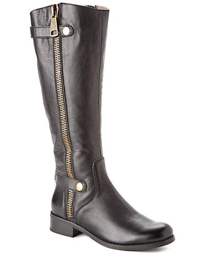 Chocolat Blu Leann Leather Boot