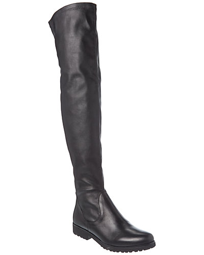 Charles David Valeria Leather Over-The-Knee Boot