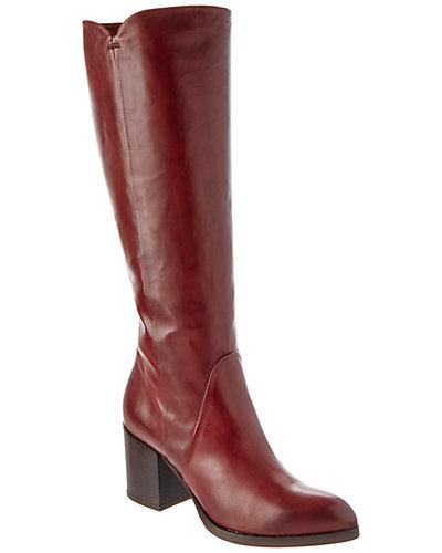 Alberto Fermani Tamara Leather Tall Boot