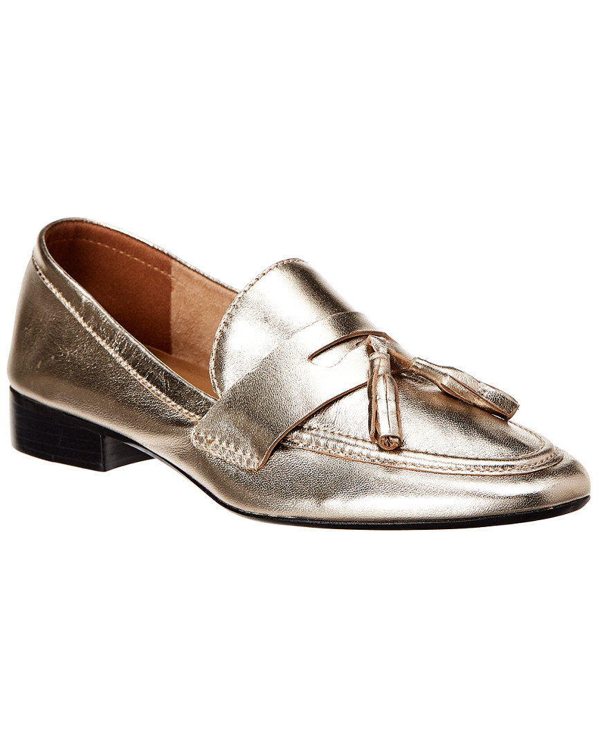 French Sole CHER LEATHER LOAFER