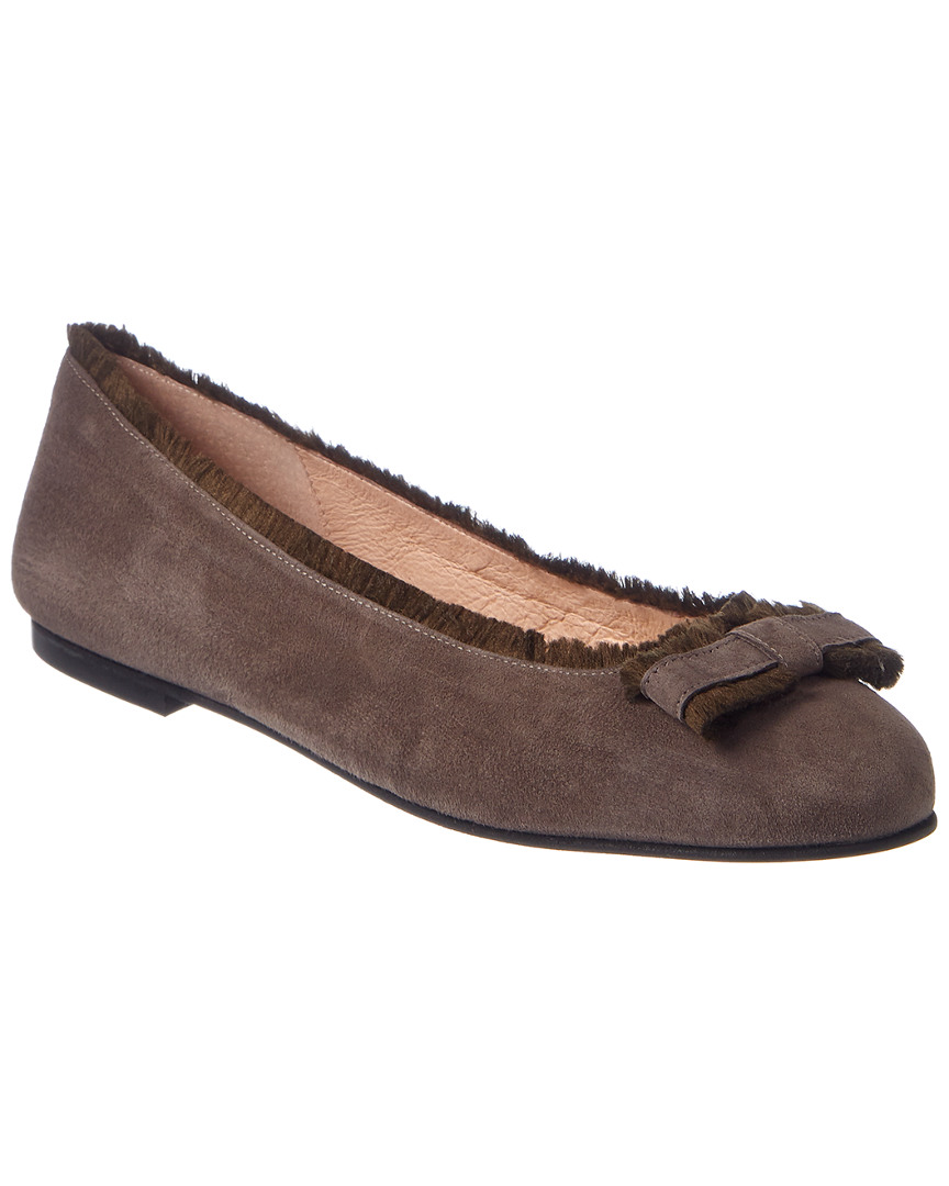 French Sole ORWELL SUEDE FLAT