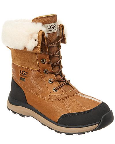 Ugg Women's Adirondack Ii Waterproof Suede & Leather Boot by Ugg