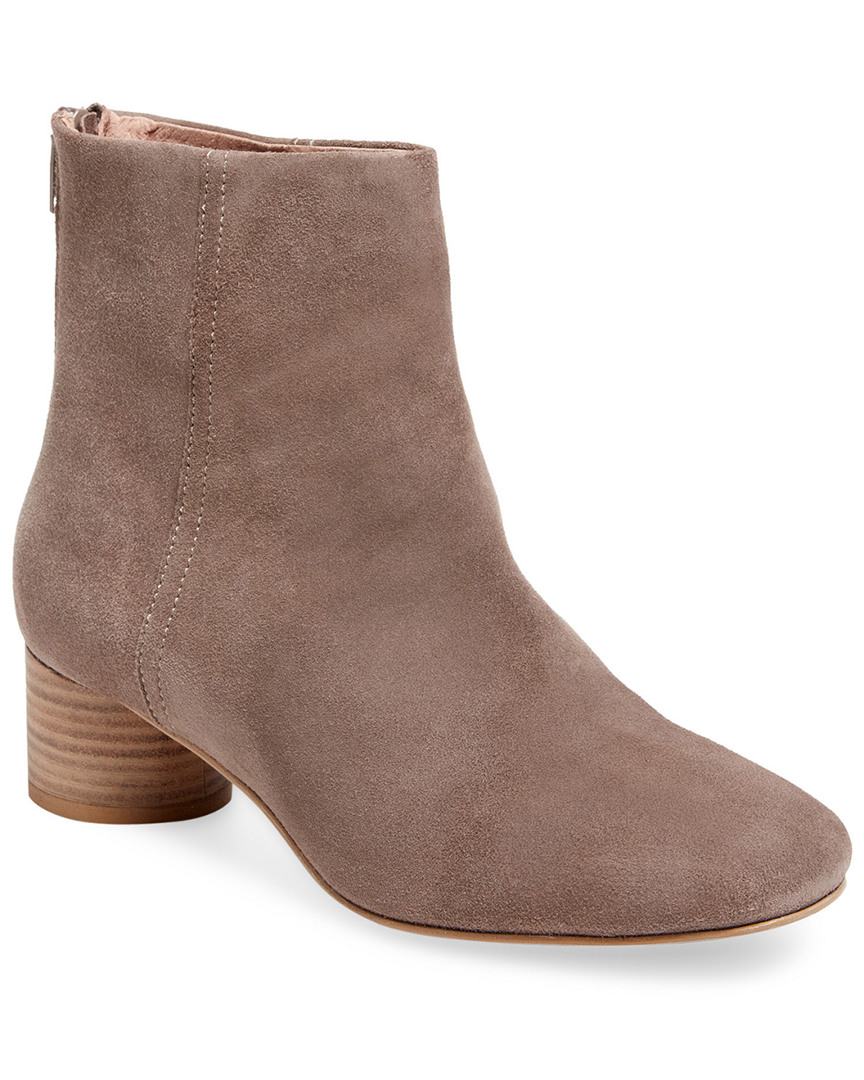COURSE LEATHER BOOTIE