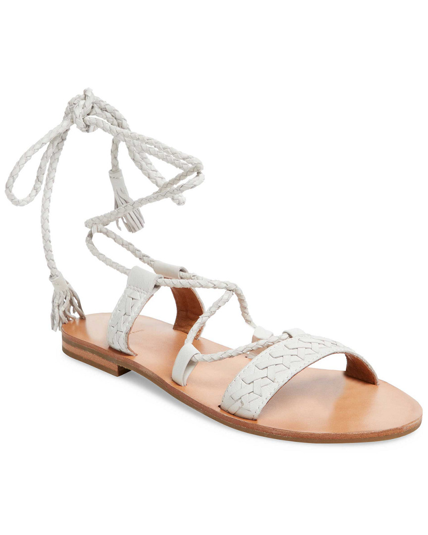 RUTH WHIPSTITCH ANKLE SANDAL