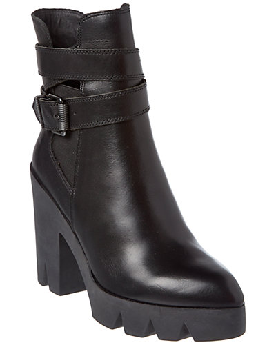 Ash Tank Leather Bootie