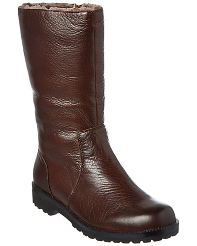 Gentle Souls Warm Me Up Leather Boot