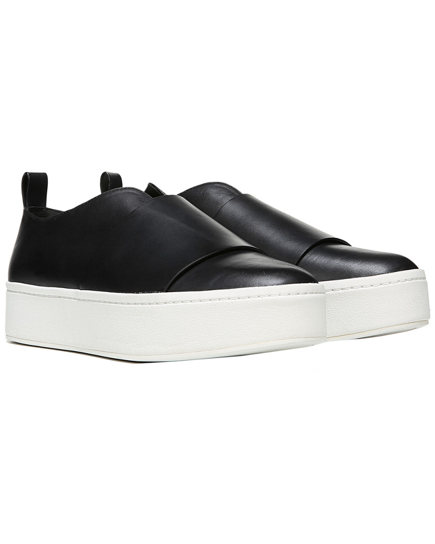 0ddcb6249384a Details about Vince Wallace Leather Sneaker Women's