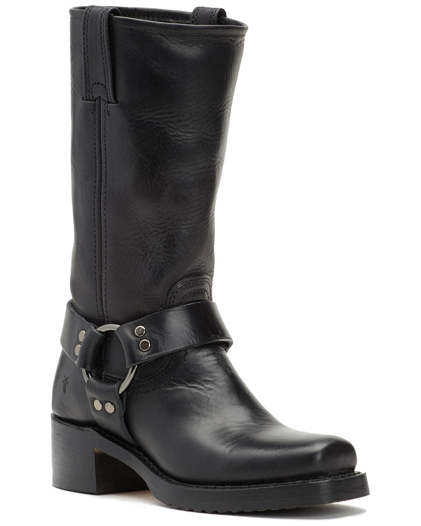 Heirloom Harness Tall Boot in Nocolor