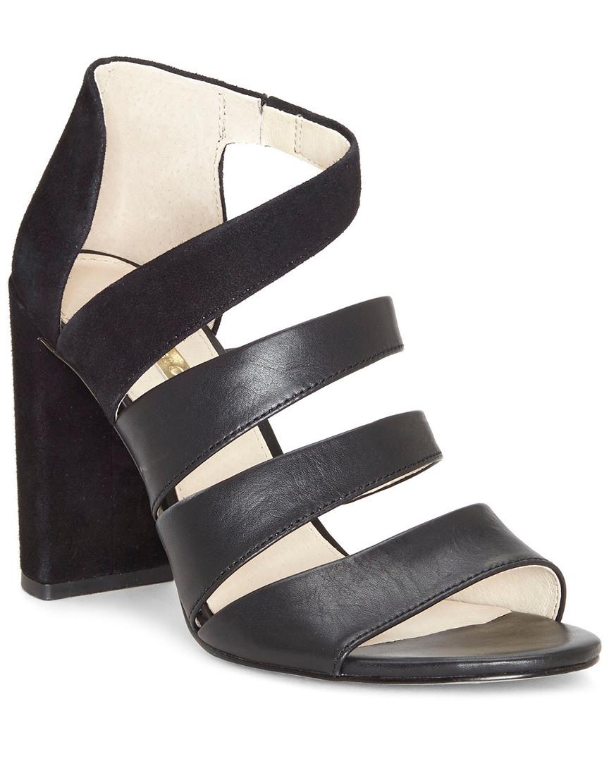 88ef123fb173 Louise Et Cie Kainey Leather Heeled Sandal