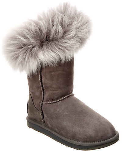 Australia Luxe Collective Luxe Foxy Shearling Short Boot