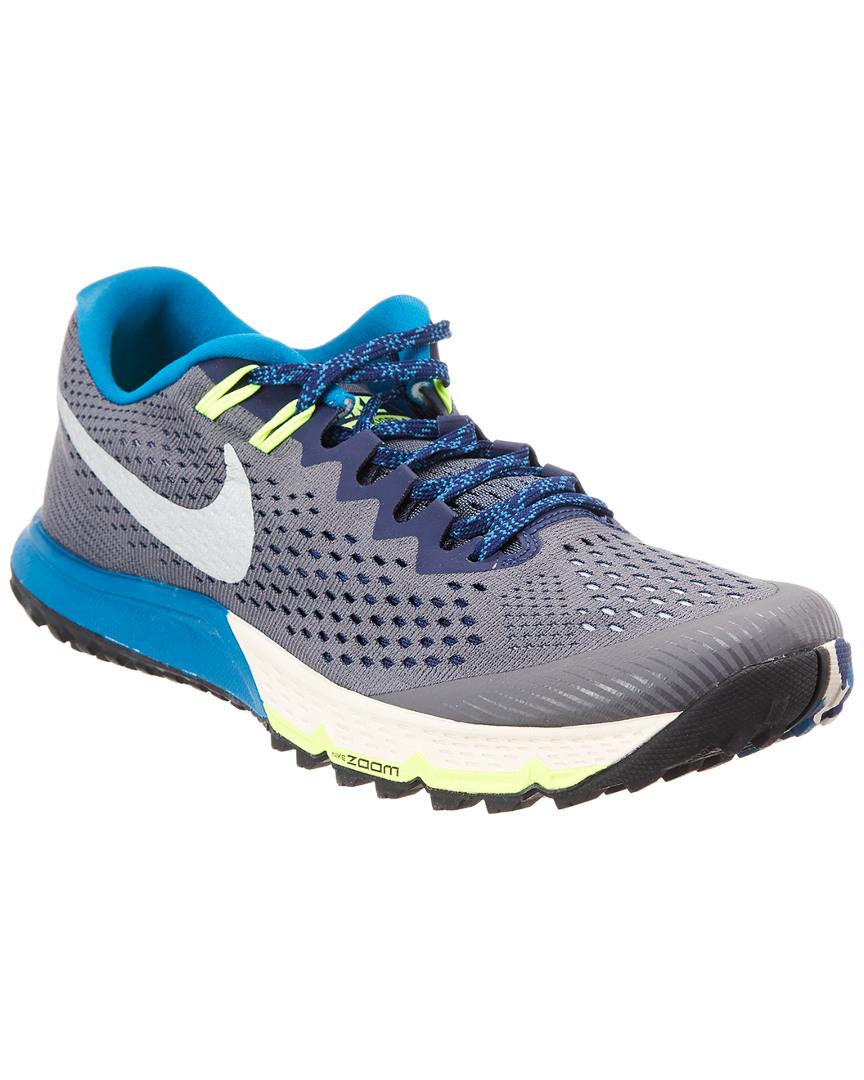 2b2fd49a49cfc Nike Air Zoom Terra Kiger 4 Mesh Running Shoe