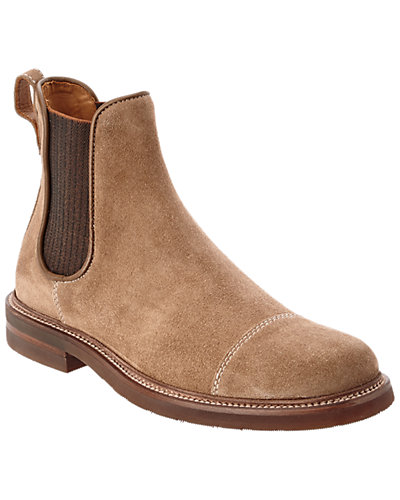 Aquatalia Phillip Waterproof Suede Boot