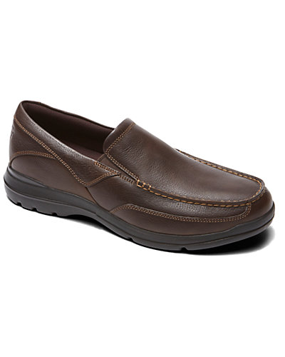 Rockport City Play Two Leather Slip-On