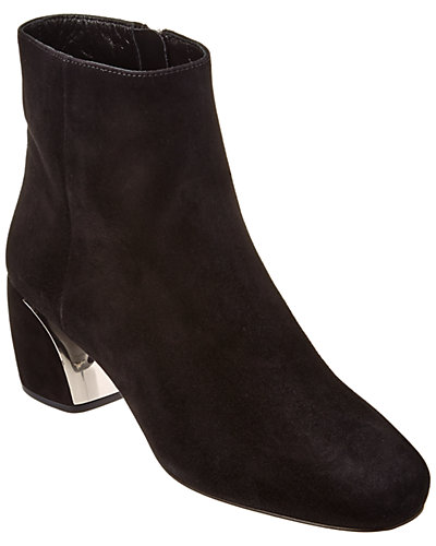 Prada Suede Ankle Boot