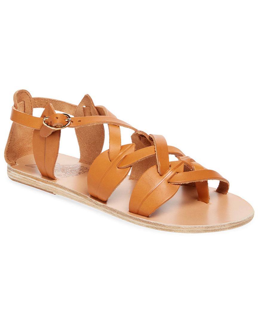 Ancient Greek Sandals FILARESKIA LEATHER SANDAL