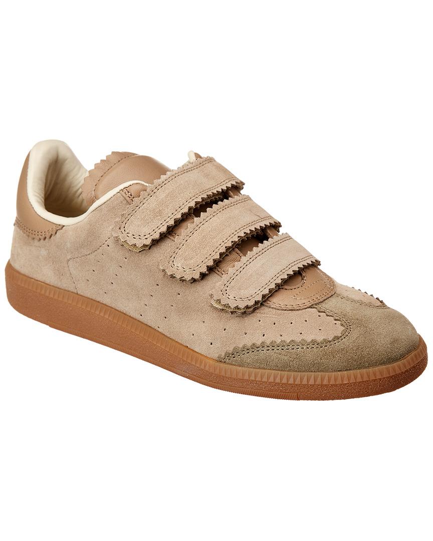 df504b3bf9 Isabel Marant Beth Leather Low-Top Sneaker | eBay