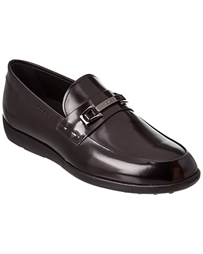 TOD's Leather Bit Loafer