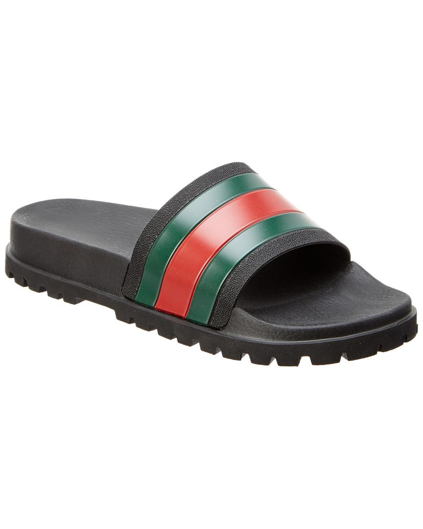 b922cc08626e Gucci Web Slide Sandal