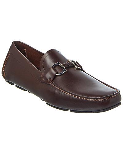 Salvatore Ferragamo Nar Leather Loafer