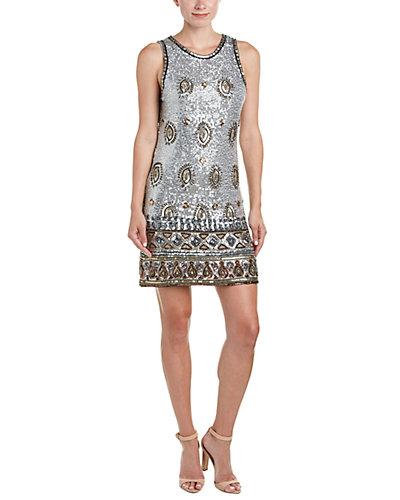 Calypso St. Barth Arlenis Embellished Sheath Dress