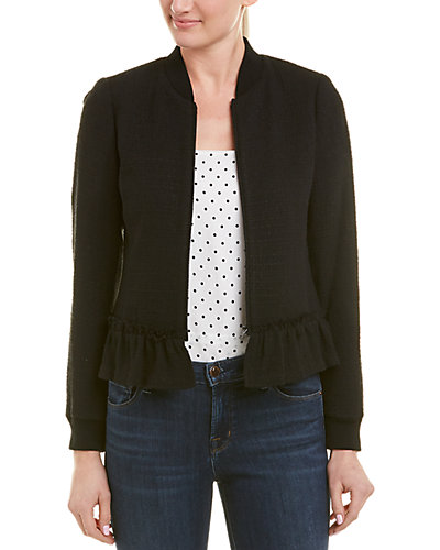 Rebecca Taylor Tweed Jacket by Rebecca Taylor