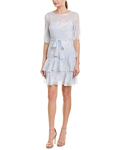 Rue La La — French Connection Alba A-Line Dress