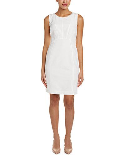 Lafayette 148 New York Gigi Silk Sheath Dress