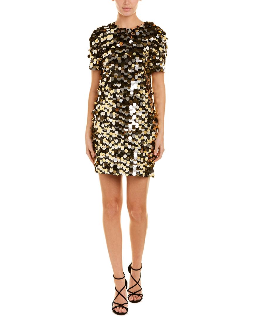 4fd3c73704f6 Rachel Zoe Paillette Shift Dress | eBay
