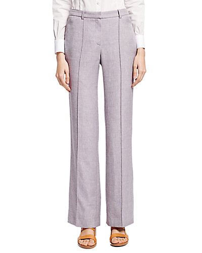 Brooks Brothers Silk Blend Pant