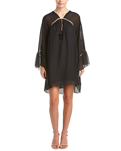 Rachel Zoe Aliah Silk Shift Dress