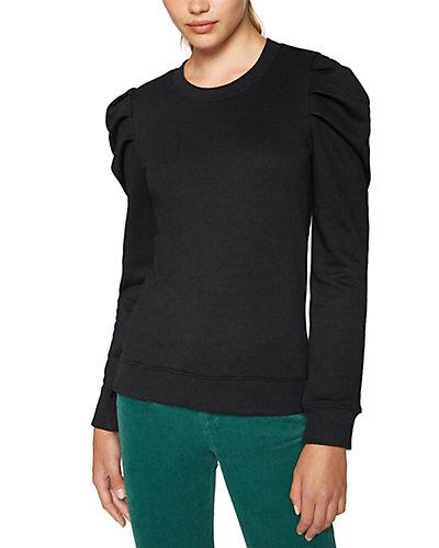 Rue La La — Pam & Gela Puff Sleeve Sweatshirt