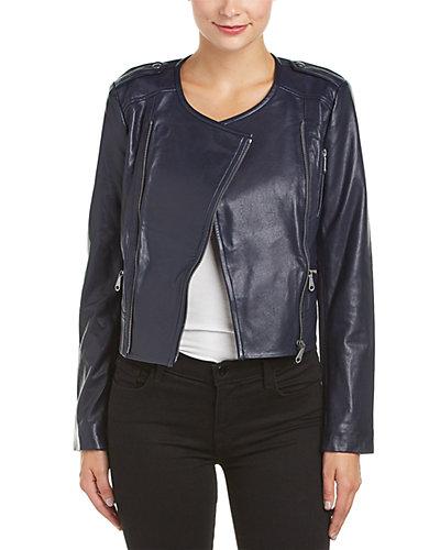 Rebecca Minkoff Natasha Leather Jacket