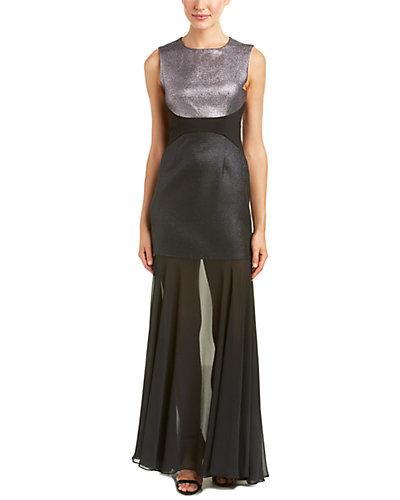BCBGMAXAZRIA Odeya Maxi Dress