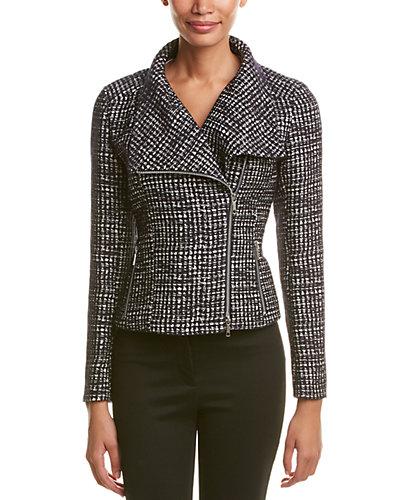 Lafayette 148 New York Cyrilla Wool-Blend Jacket