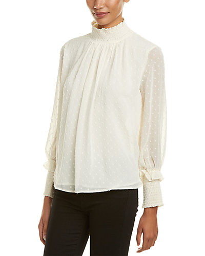 Romeo & Juliet Couture Textured Blouse