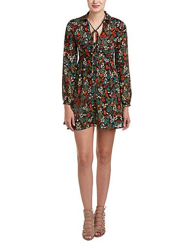 Romeo & Juliet Couture Floral Tunic Dress