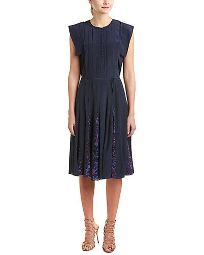 Rebecca Taylor Bouquet Rhapsody Dress