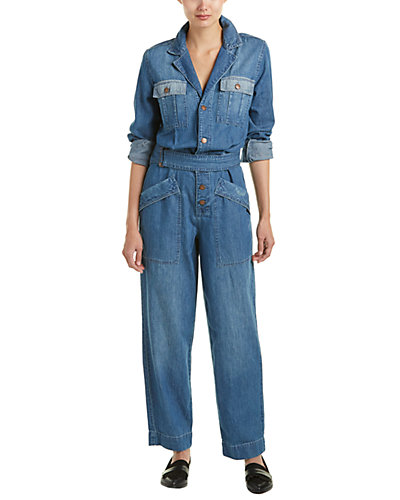 Current/Elliott The Whitney Coverall Jumpsuit