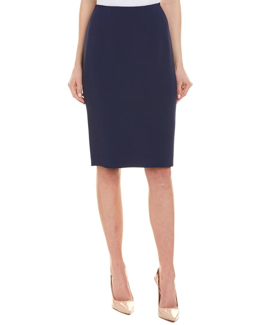 7e8366633d Carolina Herrera Pencil Skirt | eBay
