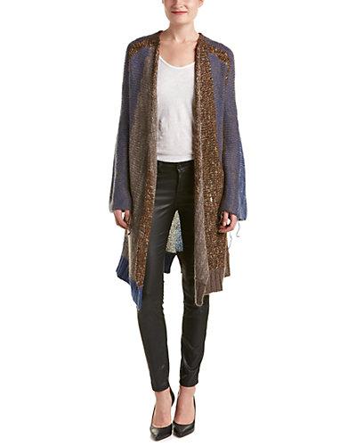 Zadig & Voltaire Celia Deluxe Wool & Mohair-Blend Coat