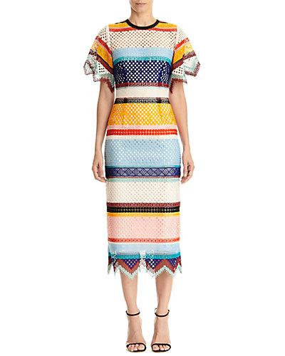 Rue La La — Carolina Herrera Dress