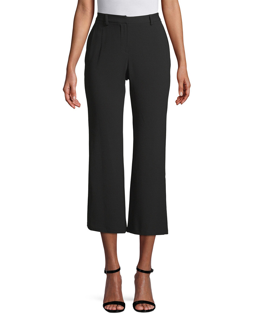 Haute Hippie CROPPED FLARE TROUSER