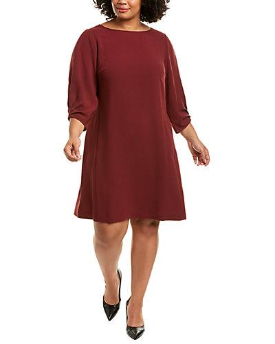 Rue La La — Lafayette 148 New York Plus Wynona Shift Dress