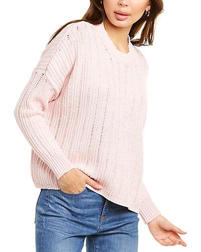 Rue La La — 27 Miles Malibu Peg Silk-Blend Sweater
