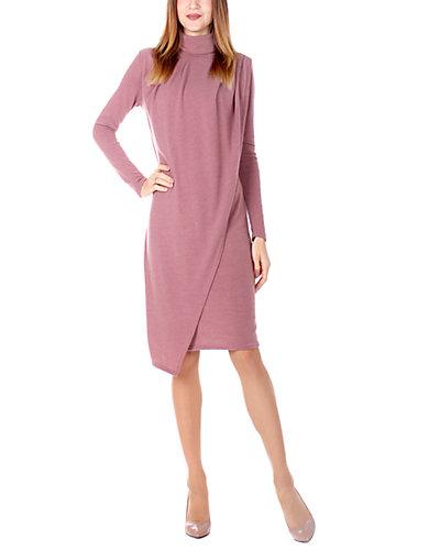 Rue La La — ANDREA CROCETTA Wool-Blend Dress