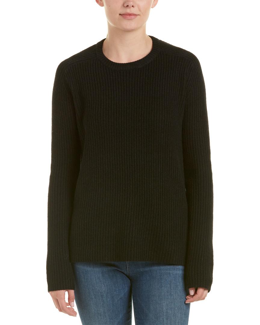 A.L.C. Peter Wool-Blend Open Back Sweater 14113547410001