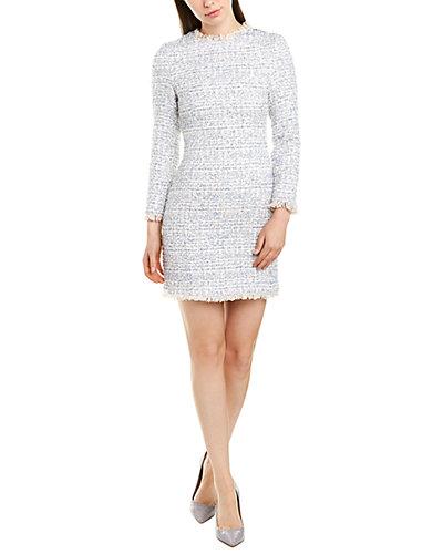 Rue La La — Alma King Sheath Wool-Blend Dress