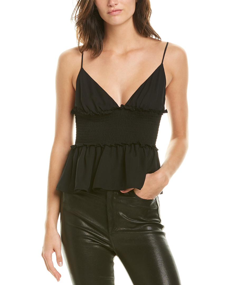 Cami NYC Womens Leslie Silk Camisole